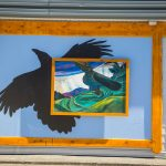 "Emily Carr's ""Big Raven"" interpreted by Cim MacDonald"