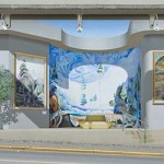 Mural #EC1 — Emily Carr's Beloved Trees