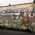 Mural #8 — Chemainus 1891