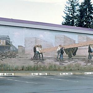 Mural #16 — 1884 Chinese Bull Gang