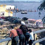 Mural #19 — Mill Street in 1948