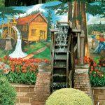 Mural #35 — First Chemainus Sawmill