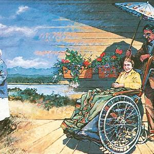 Mural #23 — Chemainus Hospital