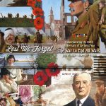 Lest We Forget - WWI Anniversary Poster