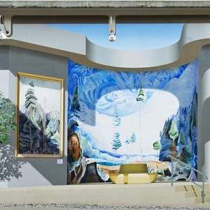 Mural #EC1 — Emily Carr's Beloved Trees