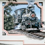 Mural #28 — No.3 Climax Engine
