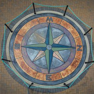 #C3 Compass