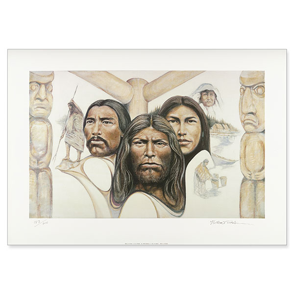 Native Heritage Limited Edition Print