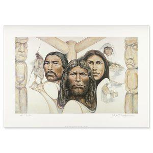 Native Heritage Artist Proof