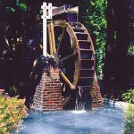 Sculpture #6 The Waterwheel - Private Commission